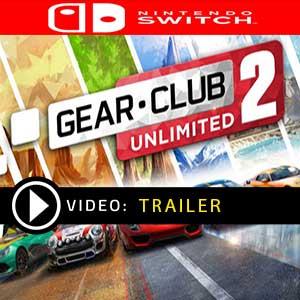 Gear.Club Unlimited 2 Nintendo Switch en boîte ou à télécharger