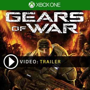 Gears of War Xbox One en boîte ou à télécharger