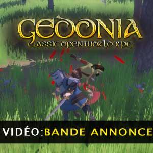 Gedonia Vidéo de la bande annonce