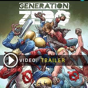 Acheter Generation Zero Clé CD Comparateur Prix