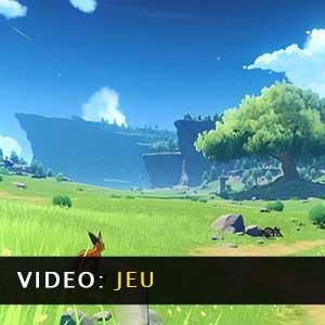 Genshin Impact vidéo de gameplay