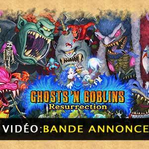 Ghosts n Goblins Resurrection Bande-annonce Vidéo
