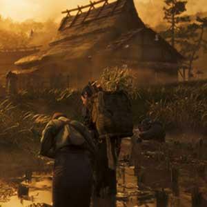 Vidéo du jeu Ghost of Tsushima