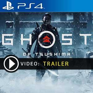 Vidéo de la bande-annonce de Ghost of Tsushima