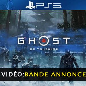 Ghost of Tsushima Vidéo de la bande annonce