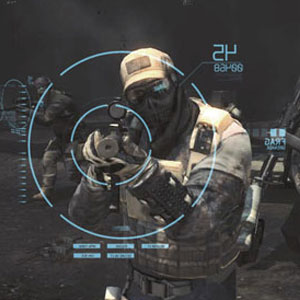 Ghost Recon Future Soldier Cible