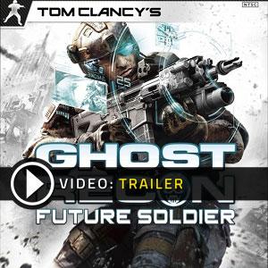 Acheter Ghost Recon Future Soldier Clé CD Comparateur Prix
