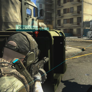 Ghost Recon Phantoms Interface