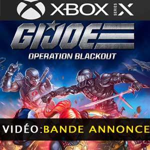 Gi Joe Operation Blackout Bande-annonce vidéo