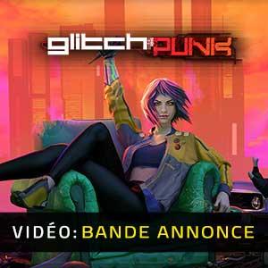 Glitchpunk Bande-annonce Vidéo