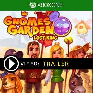 Gnomes Garden Lost King Xbox One Prices Digital or Box Edition