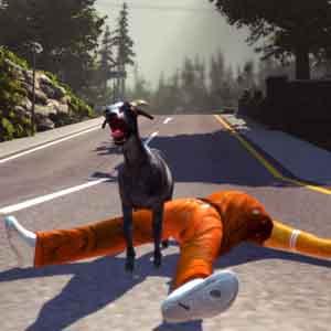 Goat Simulator - Gameplay