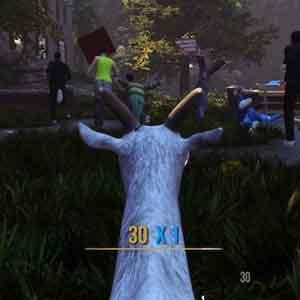 Goat Simulator Xbox One - Histoire