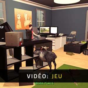 Goat Simulator Vidéo De Gameplay