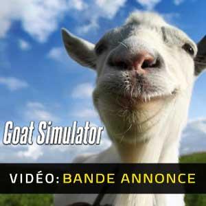 Goat Simulator Bande-annonce Vidéo