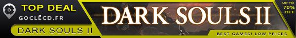 Dark Souls 2 pas cher