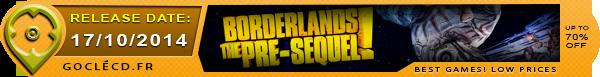 gocleBorderlandsThePreSequel