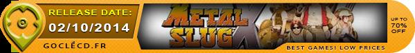 gocleMetalSlugX