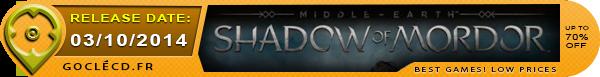 gocleShadowofMordor
