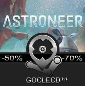 Acheter ASTRONEER Clé CD au meilleur prix - Goclecd fr - Comparateur de  prix de jeux vidéo en Clé CD