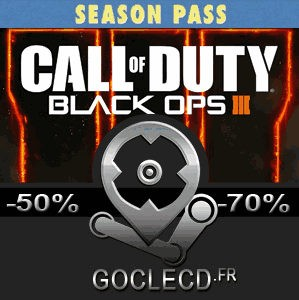 Call of Duty Black Ops 3 Season Pass