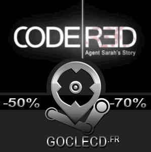CodeRed Agent Sarahs Story Day One