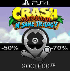 Crash Bandicoot N Sane Trilogy N Sane Trilogy