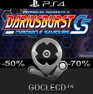 Dariusburst Chronicle Saviours