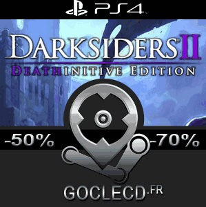 Darksiders 2 Deathinitive Edition