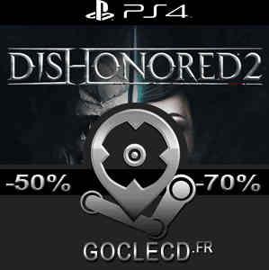 Acheter dishonored 2 ps4 code comparateur prix - Comparateur de prix playstation 4 ...