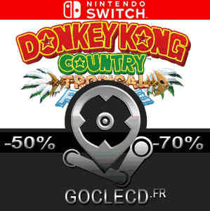 acheter donkey kong country tropical freeze nintendo switch comparateur prix. Black Bedroom Furniture Sets. Home Design Ideas