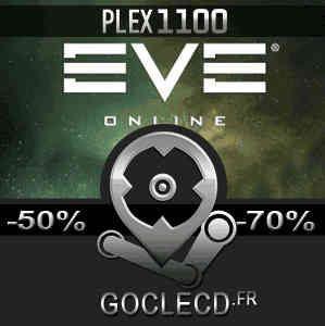 Eve Online 1100 Plex Activation Code