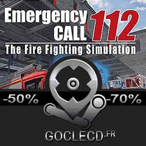 Urgence 112 Pompiers Simulateur