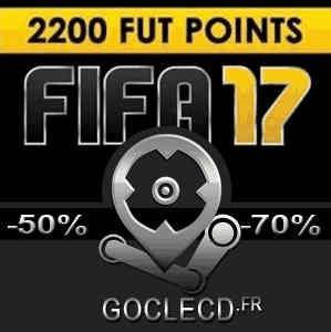 FIFA 17 2200 FUT Points