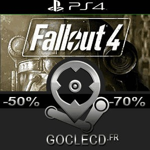 acheter fallout 4 ps4 code comparateur prix. Black Bedroom Furniture Sets. Home Design Ideas