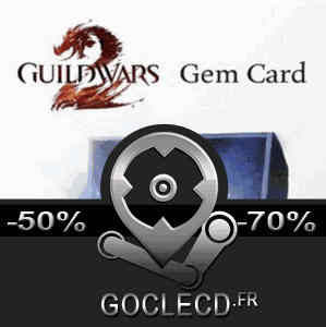 Guild Wars 2 GEMS 1200
