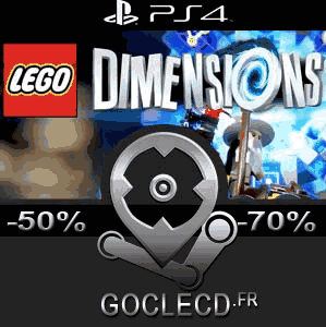 acheter lego dimensions ps4 code comparateur prix. Black Bedroom Furniture Sets. Home Design Ideas