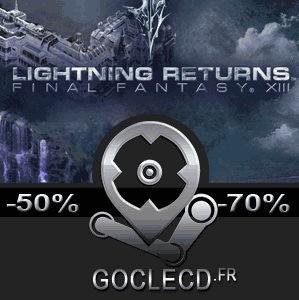 Lightning Returns Final Fantasy 13