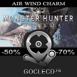 Monster Hunter World Fair Wind Charm