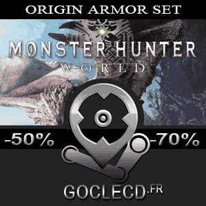 Monster Hunter World Origin Armor Set