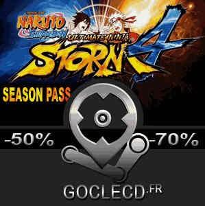 Naruto Shippuden Ultimate Ninja Storm 4 Season Pass