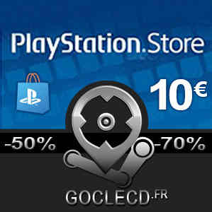 Bons prix dernière vente utilisation durable Acheter Carte PSN 10 Euros Playstation Network au meilleur prix