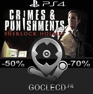 Acheter sherlock holmes crimes and punishments ps4 code - Comparateur de prix playstation 4 ...
