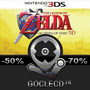 The Legend of Zelda Ocarina of Time 3D