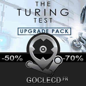 The Turing Test Upgrade Pack
