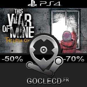 acheter this war of mine the little ones ps4 code comparateur prix. Black Bedroom Furniture Sets. Home Design Ideas