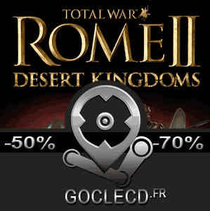 Total War ROME 2 Desert Kingdoms Culture Pack