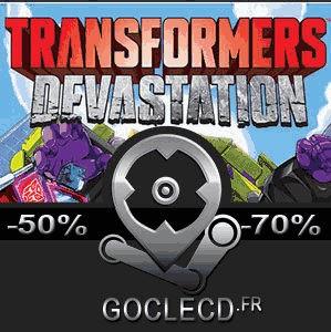 Transformers Devastation