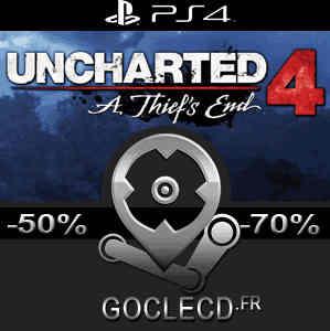 Acheter uncharted 4 a thiefs end ps4 code comparateur prix - Comparateur de prix playstation 4 ...
