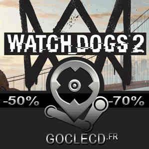 acheter watch dogs 2 cl cd au meilleur prix. Black Bedroom Furniture Sets. Home Design Ideas